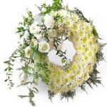 Mix flowers Wreath