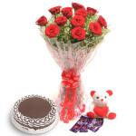 flower cake combo hamfer