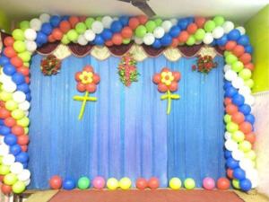 Birthday Balloon Decoration in Gurgaon Delhi Noida 9711655952