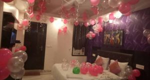 romantic room decoration Noida Delhi Gurgaon