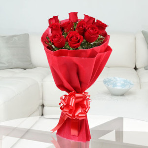 Red rose For Love