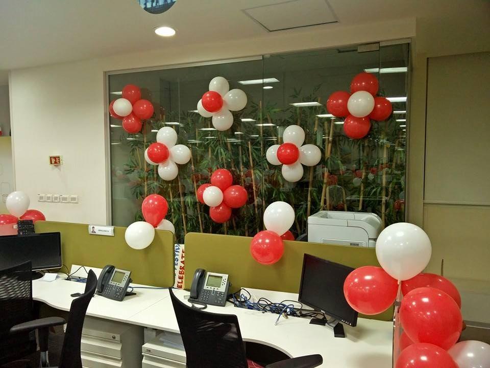 Office Flowers Decoration
