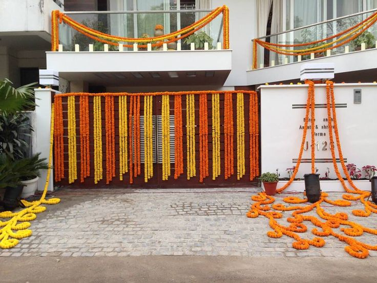 Indian wedding home decoration gallery wedding decoration ideas indian image collections wedding house decoration with marigold flowers flowers healthy junglespirit Image collections