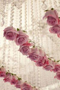 marigold Mala flower decorations, genda flower Mala Decoration, Marigold Genda Ladi Chain Decoration