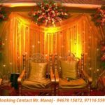 Wedding Flower decoration Service for Marriage Flower decoration